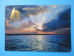 Marebello - Rimini - Controluce - Mare E Spiaggia Al Crepuscolo - Controluce