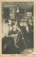 Allemagne - Künstlerwerkstatt Im Lager Ohrdruf - Militaria - Guerre 1914-18 - Camp De Prisonniers - Peintre - Sculpteur - Allemagne