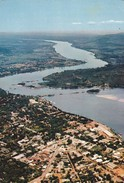 CENTRAFRICAINE--RARE---BANGUI---vue Aérienne--voir 2 Scans - Central African Republic