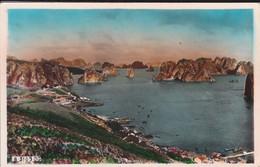 NORD VIETNAM--QUANG YEN--HONGAY--vue Panoramique--voir 2 Scans - Viêt-Nam