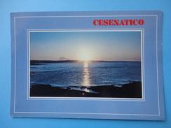 Cesenatico - Forlì - Controluce - Tramonto Sul Mare - Controluce