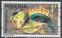 Nigeria. 1965-66 Definitives. 1/- Used. SG 180 - Nigeria (1961-...)