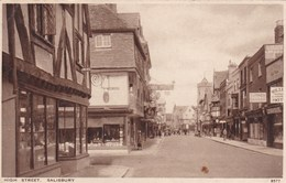SALISBURY - HIGH STREET - Salisbury