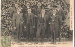 Barbentane:  Les Victimes  Du 14 Décembre 1906 - Other Municipalities