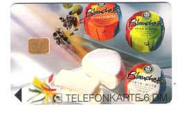 Deutschland - O 1082 06/94 - Käserei Champignon - Blanchette Cheese - Käse - Lebensmittel - Food - Voll / Mint - Allemagne