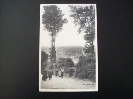 Carte Postale Ancienne D'Avranches: Descente Du Petit Tertre - Avranches