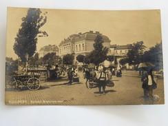 C.P.A. Roumanie România : BUCURESTI : Spitabul Brancovenesc - Romania