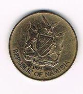 )  NAMIBIA  1  DOLLAR  1993 - Namibia