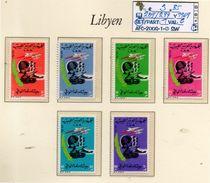 AFRICA:#LIBYA#L.A.R.#TOPICS#SOLDIERS#ARMY#SET#MNH** (AFC-200S) (07) - Libya