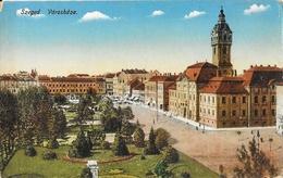 Szeged (Hongrie) - Varoshaza - Hungary