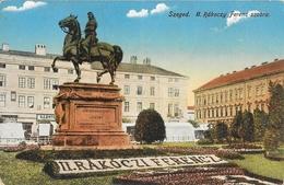 Szeged (Hongrie) - II Rakoczy Ferenc Szobra - Hungary