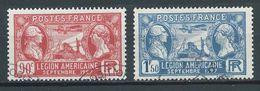 FRANCE 1927 . N°s 244 Et 245 . Oblitérés . - Used Stamps