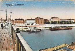 Szeged (Hongrie) - Tiszapart - Hungary