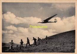 CPA  SAILPLANE PLANEUR ALLIANTE ZWEEFVLIEGTUIG 3RD REICH  DER DEUTSCHE SEGELFLUG WASSERKUPPE START - 1939-1945: 2ème Guerre