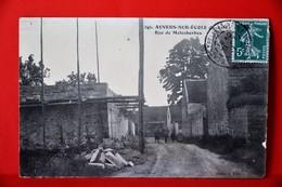 Auvers Sur Ecole - Rue De Malesherbes - Autres Communes