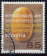 SUIZA 2008 Nº 1974 USADO - Usados