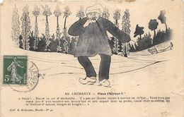 EN CHERENTE (PATOIS) VIEUX T'HOREUR ILLUST PAR BELLUTEAU - Andere Illustrators