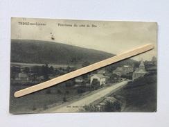 """TROOZ-SUR-LIENNE """" Panorama Du Côté De BRA """" Édit Muno, Liège ( 1914). - Trooz"""