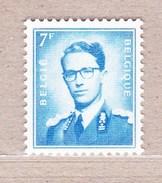 1958 Nr 1069B.P3** Zonder Scharnier, Koning Boudewijn,type Marchand.Fosforescerend Papier. - 1953-1972 Lunettes