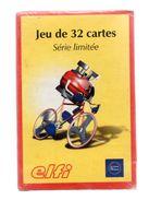 Jeu De 32 Cartes Publicitaire Elfi Serie Limitée Tour De France Sous Emballage D'origine - Kartenspiele (traditionell)