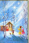 Buon Natale - Bambini - 1309 - Formato Grande Non Viaggiata – Ar - Natale