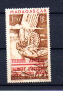 1948    Tp Madagascar Surchargé Terre D'Adélie, PA 1**, Cote 55 €, - Terres Australes Et Antarctiques Françaises (TAAF)