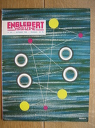 ENGLEBERT MAGAZINE N° 255 - 1958 - LES 24 HEURES DU MANS 1958 - FORD CONSUL-OLDSMOBILE-FIREBIRD III-B.M.W. 600 - PORSCHE - Cars