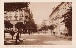 LWOW [ LEMBERG / LVIV ] : UL. TRZECIEGO MAJA. LÉOPOL. RUE DE 3 MAI - ANNÉE / YEAR ~ 1930 ... (w-567) - Ukraine