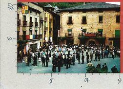 CARTOLINA NV ANDORRA - VALLS D'ANDORRA - Andorra La Vella - Place De La Capital - 10 X 15 - Andorra