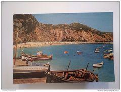 SESIMBRA 1960 YEARS PORTUGAL BARCO DE PESCA BARCOS BATEAU DE PECHE BATEAUX FISHING BOAT BOATS POSTCARD - Setúbal