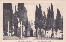 S. Gimignano (Dintorni) - Pieve Di Cellole (2-4459) * 15. IV. 1932 - Siena