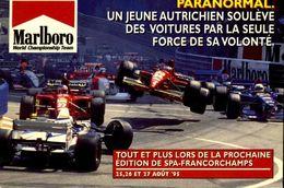 SPA-FRANCORCHAMPS / A 43 - Grand Prix / F1