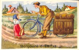 Bonjour De Paifve (animée, Vélo) - Juprelle