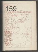 Aspects Of Language. Studies In Honour Of Mario Alinei, Volume I - Language Study