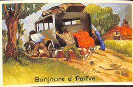 Bonjour De Paifve (animée, Automobile) - Juprelle