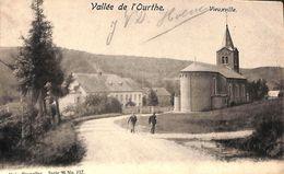 Vieuxville  - Eglise, Animée - Ferrieres