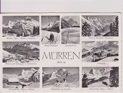 Suisse > BE Berne Murren Multi Vues - BE Berne