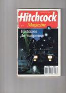 """""""""""  HITCHCOCK  MAGAZINE  """"""""   N°  1  --   SEPTEMBRE  1988  --  HISTOIRE  DE  SUSPENSE  --  BEG - History"""