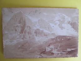 Carte Photo Kl Scheidegg - Switzerland