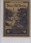 DEVON HOMELAND ASSOCIATION - Tourism Brochures