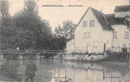 VOISINLIEU - Pont D'Arcole - France