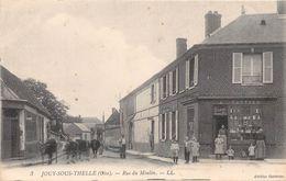 JOUY SUR THELLE - Rue Du Moulin - France