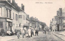 MERU - Rue Nationale - Meru