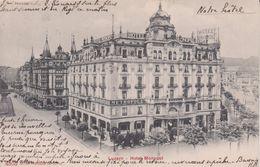 Suisse > LU Lucerne Luzern Hôtel Monopol Precurseur - LU Lucerne