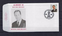 N°2532FDC GESTEMPELD Bruxelles - Brussel COB € 6,00 SUPERBE - 1991-00