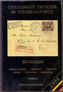 Catalogue Belge COB 1994 - België