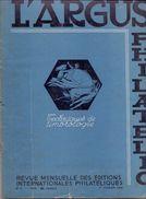 L'Argus Philatelic N°2 1er Février 1948 - Magazines