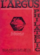 L'Argus Philatelic N°3 1er Mars 1948 - Magazines