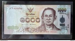 Thailand Banknote 1000 Baht Series 16 P#127 SIGN#87 UNC - Thailand