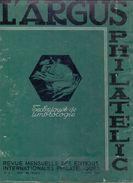 L'Argus Philatelic N°4 1er Avril 1948 - Magazines